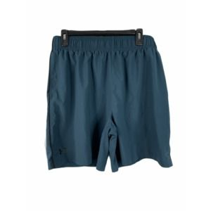 Under Armour XL teal shorts loose fit